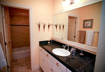 Greenwood contracting llc for Bathroom remodel greenwood in